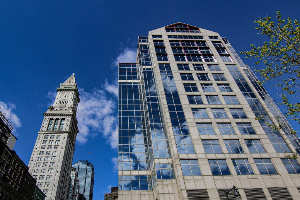 Clock Tower - Boston